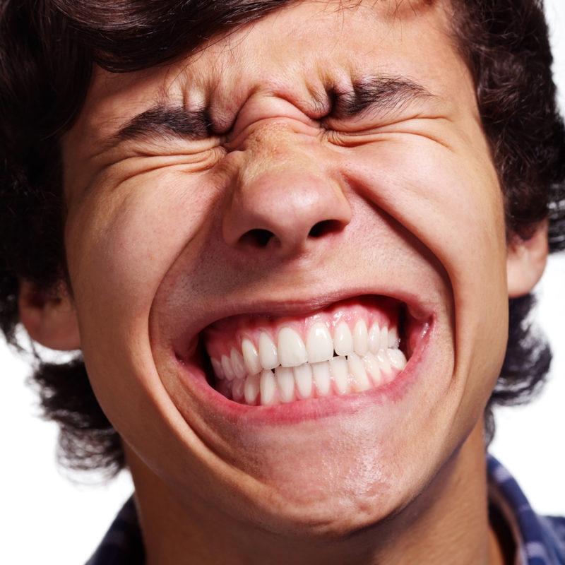 tandenknars bitjes